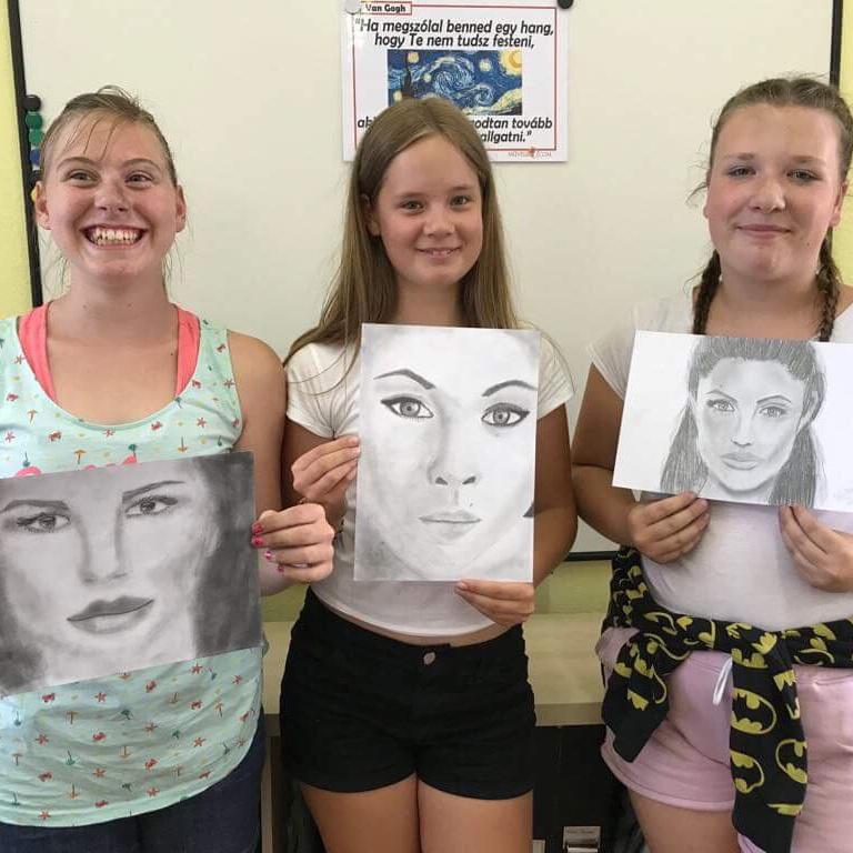 jobb agyféltekés rajzolás gyerekeknek bélyegkép