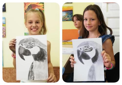 jobb agyfeltekes rajztanfolyam gyerekeknek